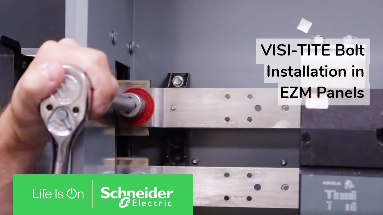 VISI-TITE Joint Bolt by Schneider Electric New No Box