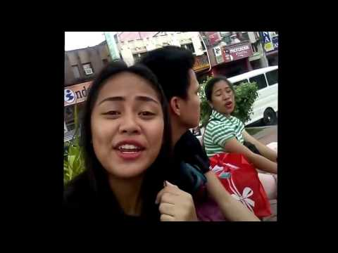 Vlog #4 Walking in the street of San Pedro, Davao City