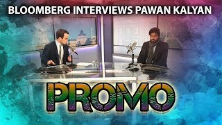PROMO | Bloomberg Interviews JanaSena Party Chief Pawan Kalyan | Interview with Influencer