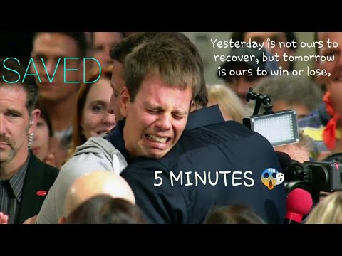 Tony Robbins Saves A Suicidal Person In Less Than 5 Minutes | Tony Robbins | I Am Not Your Guru