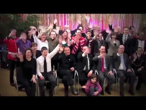 Scientology Leaked Video   Basel  Switzerland   Sea Org Event 2014
