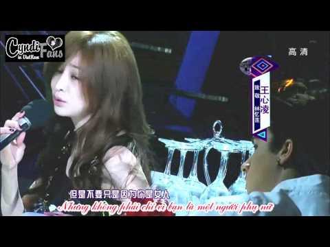 [Vietsub] 傷痕-王心凌 ( Scars - Cyndi Wang)