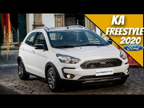 Novo Ford Ka Freestyle 1 0 2020 Detalhes Preco Motorizacao E