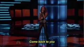 The Voice - Amanda Brown: Dream on