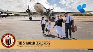 160° Talk Show Scienze Motorie – THE 5 WORLD EXPLORERS
