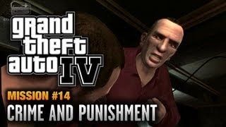 GTA 4 - Mission #14 - Crime and Punishment (1080p)