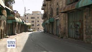 Hebronul, oraș fantomă?
