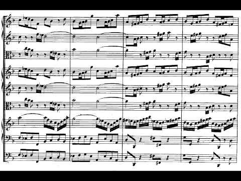 1.Allegro - Concerto in D Minor BWV 1059 R for Harpsichord  J.S.BACH