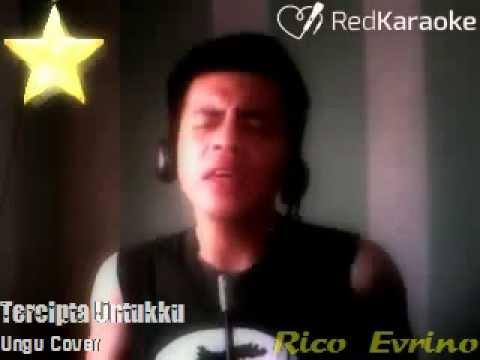 Rico Evrino - Tercipta Untukku (Ungu Cover) on Red Karaoke