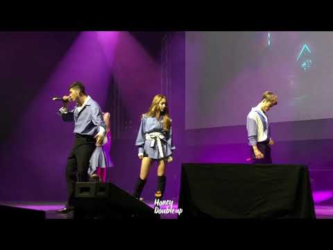 180121 WILD KARD TOUR IN SINGAPORE - INTO YOU