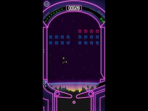Pinball Breaker Forever. iOS Gameplay.