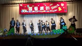 2012-13年度 梁潔華小學 體藝繽紛Show 高級現代舞