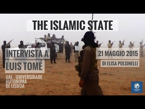 The Islamic State - an interview with Prof. Luis Tomè (UAL)