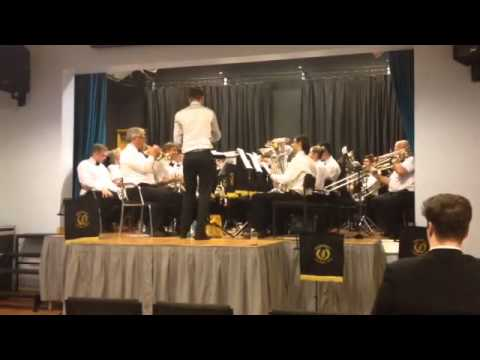 Another sample of Thurcroft Brass Band at the Wesley Centre, Maltby, Rotherham.