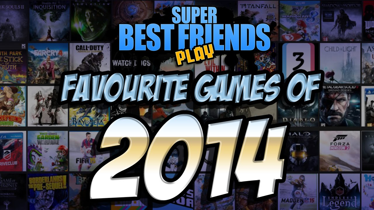 Super Best Friends - Favourite Games of 2014!