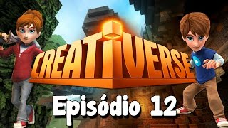 Creativerse #12 - VISITA A CORRUPTION LAYER!