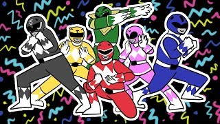 The Story of the Mighty Morphin