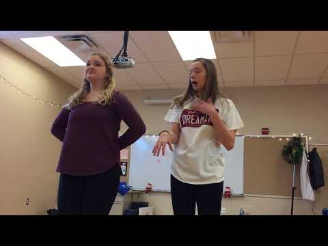 Forensics (Speech) Duo 2017- Around The World in a Bad Mood