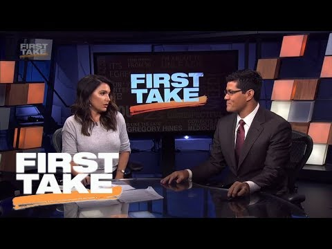 Tedy Bruschi shares thoughts on CTE and Aaron Hernandez study | First Take | ESPN