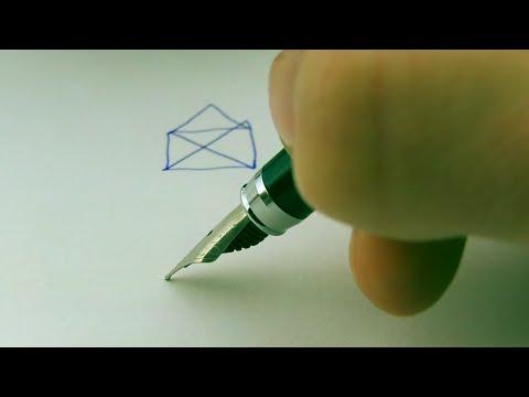 Pen writing asmr sleep