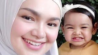 Aafiyah Tahu Tak Mak dia Dato Siti Nurhaliza ?