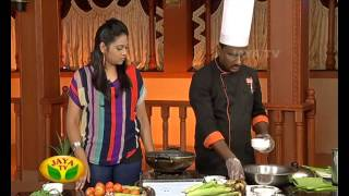 Making Of Kaikari Chapati Roll & llai Meen Varuval