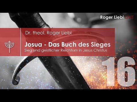 Josua - Sieg und geistlicher Reichtum in Jesus Christus - Teil 16 (Josua 18-19)
