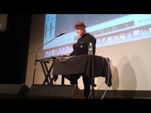Special : Thomas Dolby at Sweetwater Gearfest 2012