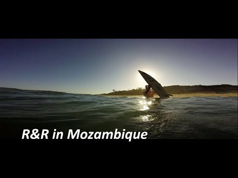 R&R in Mozambique - Surfing, snorkeling trip