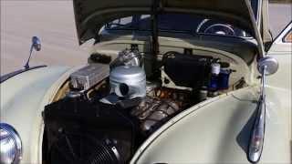 BMW 501V8 BJ 1956 Motorstart 502 Barockengel