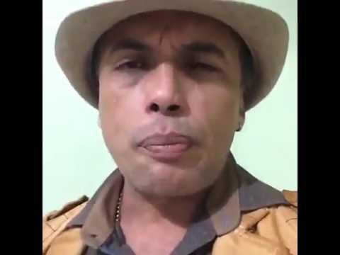 Paulynho Paixão faz apelo para sair do vício das drogas