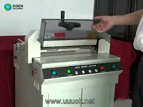 Papercraft Paper cutting machine price DSD-450D(www.uuuok.net)
