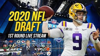 2020 NFL Draft Live Reactions & Analysis