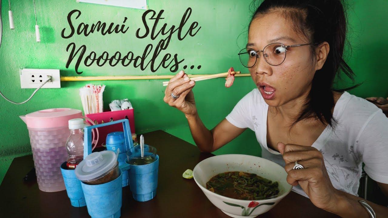Die besten Koh Samui Style Nudeln