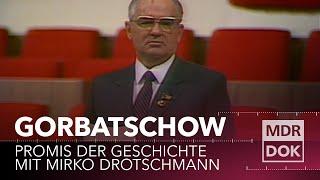 Er steht für perestroika und glasnost hat wie kaum ein anderer dazu beigetragen, den kalten krieg zu beenden: michael gorbatschow. wer war dieser mann, d...