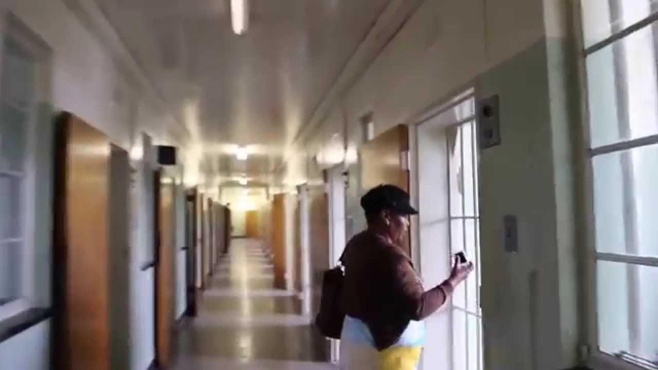 Afrique Du Sud Prison Et Cellule De Nelson Mandela South