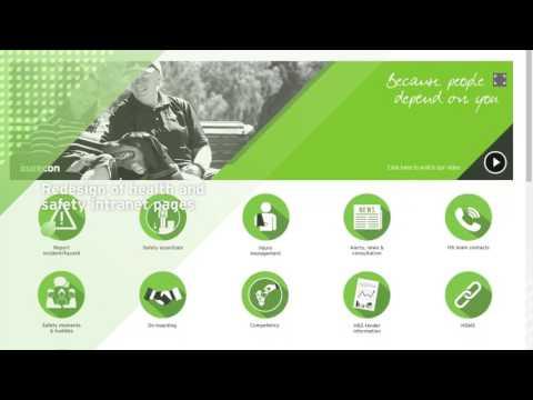 Aurecon H&S campaign