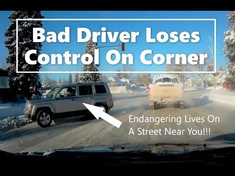 Bad Drivers of BC episode 17
