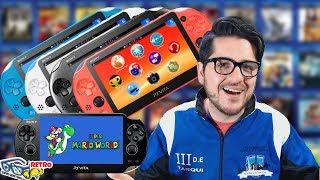 PS Vita REVIVE en PLENO 2018: ¿Qué está pasando con el sistema? | RETRO SQS