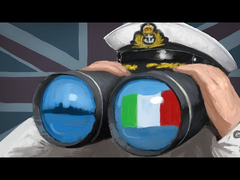 Italian Navy The British Perspective With @Drachinifel