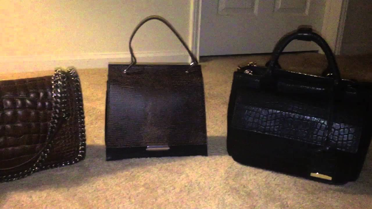 Updated Zara Handbag Collection You