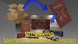 Spellforce Complete Collection - Unboxing