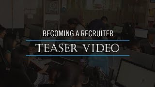 Recruitment Workshop Teaser Video, Aasaanjobs, How To Become A Recruiter