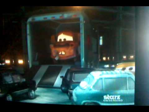 Mator from cars, sad preview - YouTube