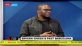 Bayern smash 8 past Barcelona | Scoreline