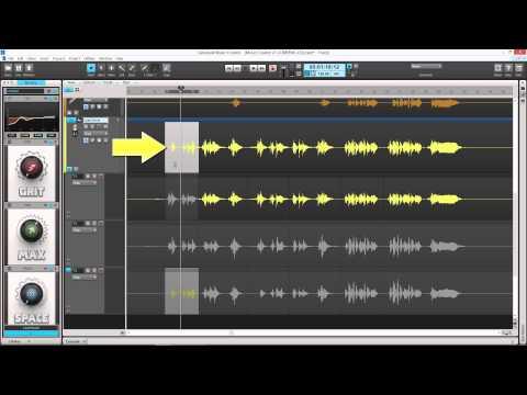 Music Creator 7 - Track Comping