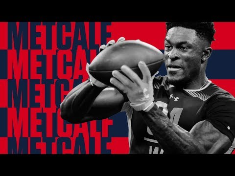 DK Metcalf is ready to unleash lightning speed and massive frame on the NFL   2019 NFL Draft