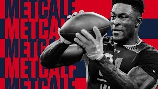DK Metcalf is ready to unleash lightning speed and massive frame on the NFL | 2019 NFL Draft