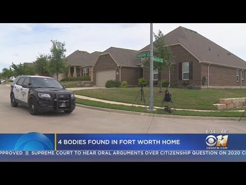 Fort Worth Neighborhood Shaken After Family Found Dead