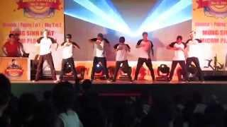 [Showcase] Silent crew | Micom hotstep 2013 - Nam Định